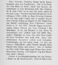 Folkefesten på Christianshøj 1824 - Bornholms Historiske Samfund