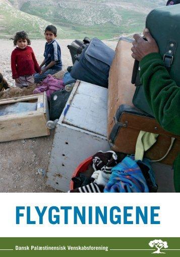 FLYGTNINGENE - Dansk-Palæstinensisk Venskabsforening