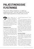 FLYGTNINGENE - Dansk-Palæstinensisk Venskabsforening - Page 2