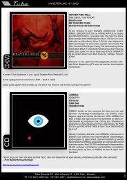 CD+DVD CD - Tuba Records