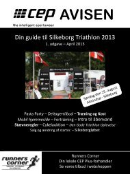 AVISEN - Silkeborg Triathlon