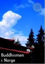 Buddhismen i Norge - Buddhistforbundet