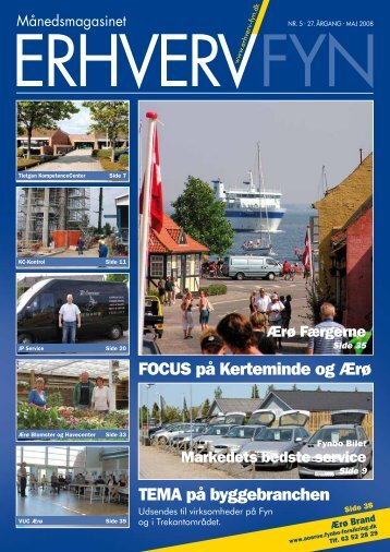 Maj 2008 - Velkommen til Erhverv Fyn