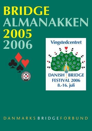2005 2006 - Systemkort - Danmarks Bridgeforbund