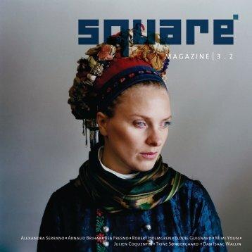 MAGAZINE 3 . 2 - Square Magazine