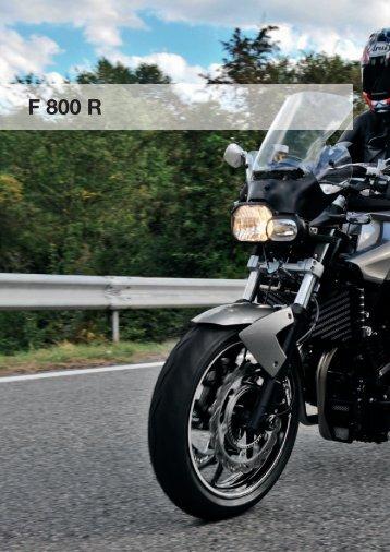 F 800 R - Wunderlich