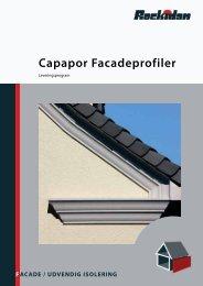 Capapor Facadeprofiler - Rockidan