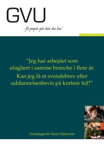 Brochure - GVU