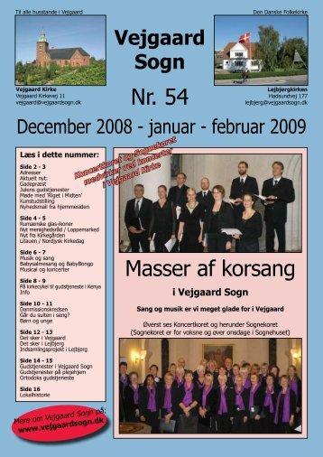 Nr. 54 - Vejgaard Sogn
