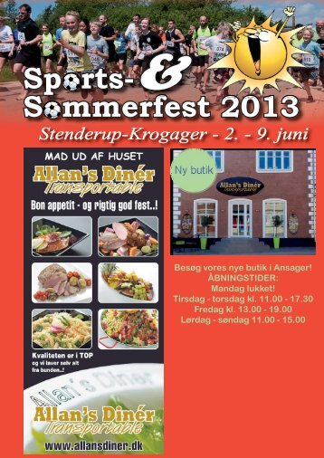 Program 2013 - Stenderup-Krogager