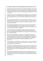 International udtalelse - Blik- og Rørarbejderforbundet
