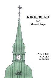 Kirkebladet nr. 4-2007 Vinter - Alt er vand ved siden af Ærø