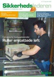 Medlemsblad nr. 4 2009