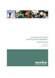 Bedre ældrepleje - afsluttende rapport _2_ - Social