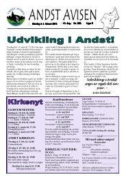 Andst Avisen uge 6 2013