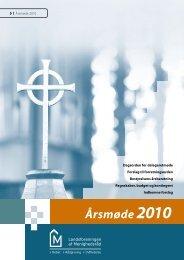 Årsmøde 2010 - Landsforeningen af Menighedsråd