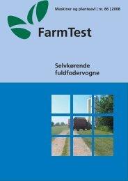 Selvkørende fuldfodervogne - LandbrugsInfo