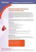 Sarbehandling 2012 - Talentum Events - Page 5