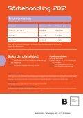 Sarbehandling 2012 - Talentum Events - Page 6
