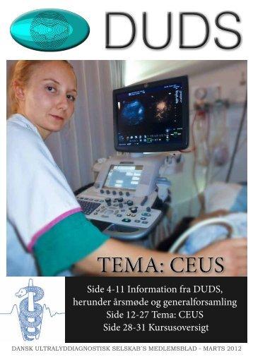 Side 4-11 Information fra DUDS, herunder årsmøde - Dansk ...