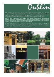 Dublin kan med god ret hævde at være en af ... - Europa Tours