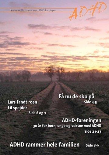 Daghøjskole med ADHD - ADHD: Foreningen