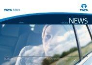 Nyhedsbrev Juli 2012 - Velkommen til Tata Steel
