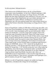En farverig dame i Billunds historie - Grene Lokalarkiv