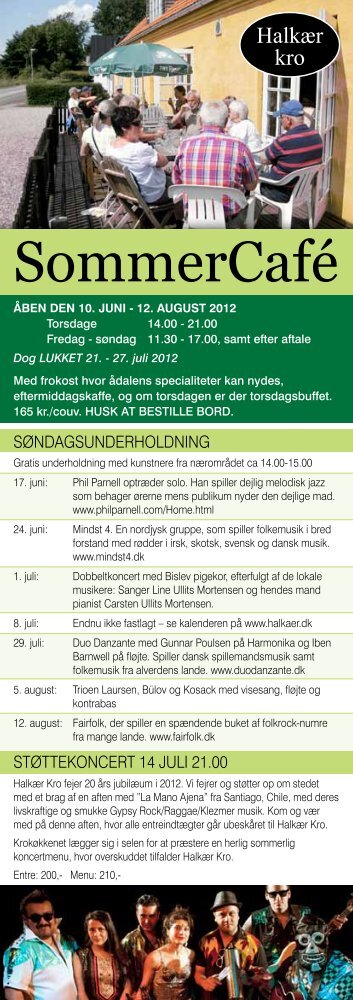 downloades som pdf - Halkær Kro