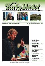 Læs det nyeste kirkeblad HER - Kirkeportal