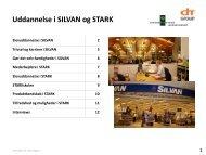 casehistoriens afsnit om Uddannelse i SILVAN og STARK - Emu