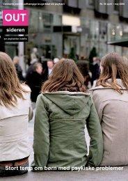 Stort tema om børn med psykiske problemer - Outsideren