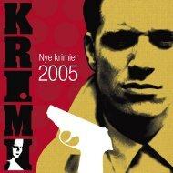 Krimi brochure