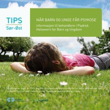 Når barn og unge får psykose - Oslo universitetssykehus