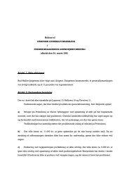 Pdf fil med referat 1992 - Frederiksgaardens Grundejerforening