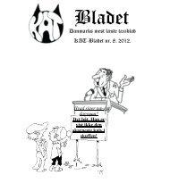 Danmarks mest læste taxiblad KAT-Bladet nr. 8. 2012. - katbladet.dk