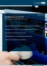 Globale Scenarier - Danske Analyse - Danske Bank