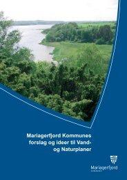Idfasen til natur- og vandplaner - Miljøministeriet
