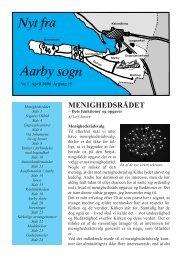 Aarby Sogn nr. 3, 06 - Aarby Kirke