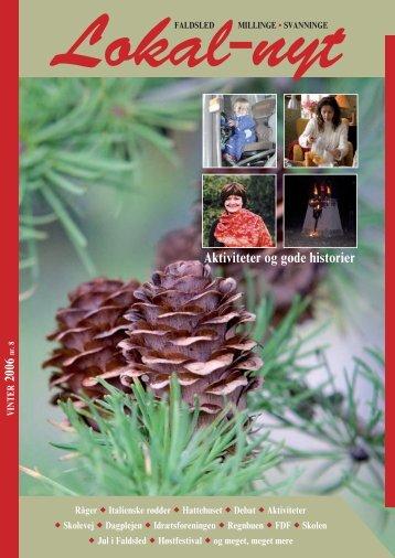 aktiviteter og gode historier - Faldsled - Millinge - Svanninge