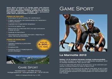 La Marmotte 2013 6.300,- - Gamesport