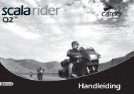 Handleiding - Cardo Systems, Inc