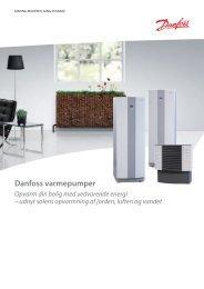Danfoss varmepumper - VVSGiganten