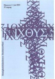 Nummer 2 • Juni 2000 - Menighedsfakultetet