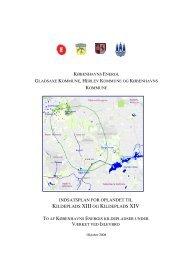 indsatsplan for oplandet til kildeplads xiii og kildeplads xiv