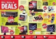Speciale prijs - Bits, bytes & DEALS