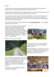 Mountainbike cykling i Østrig - Esbjerg Cykel Motion