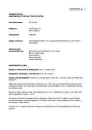 Afgørelse 2011-0108, 13.oktober - Midttrafik - Ankenævnet for Bus ...