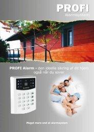 PROFI Alarm