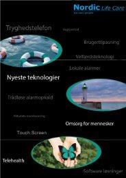 Nordic Life Care produktkatalog 2013 Dansk